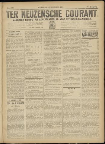 Ter Neuzensche Courant. Algemeen Nieuws- en Advertentieblad voor Zeeuwsch-Vlaanderen / Neuzensche Courant ... (idem) / (Algemeen) nieuws en advertentieblad voor Zeeuwsch-Vlaanderen 1931-11-09