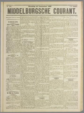 Middelburgsche Courant 1927-12-13