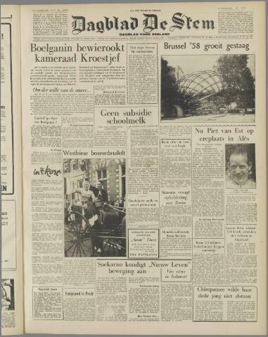 de Stem 1957-07-11
