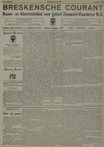 Breskensche Courant 1937-06-29