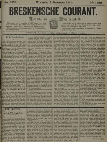 Breskensche Courant 1910-12-07
