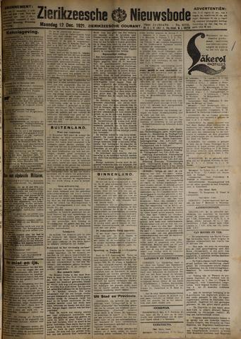 Zierikzeesche Nieuwsbode 1921-12-12