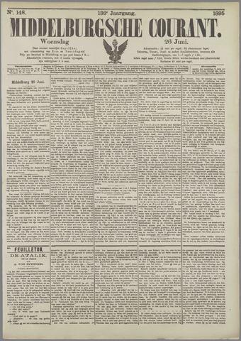Middelburgsche Courant 1895-06-26
