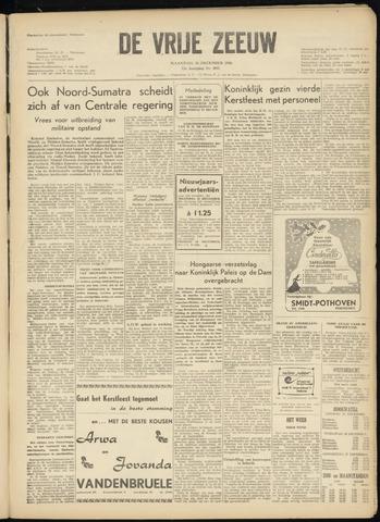de Vrije Zeeuw 1956-12-24
