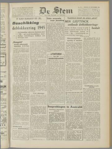 de Stem 1945-09-28