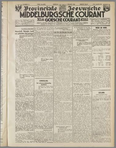 Middelburgsche Courant 1936-03-03