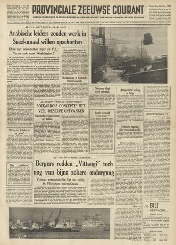 Provinciale Zeeuwse Courant 1957-02-23