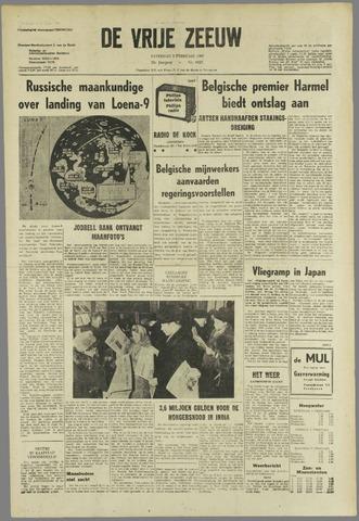 de Vrije Zeeuw 1966-02-05