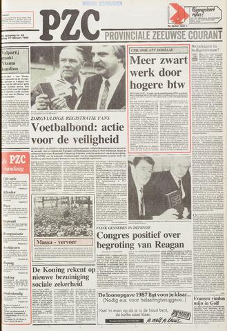 Provinciale Zeeuwse Courant 1988-02-19
