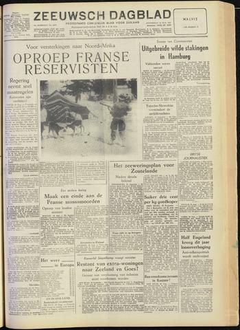 Zeeuwsch Dagblad 1955-08-25