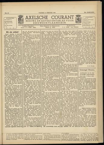 Axelsche Courant 1945-02-16