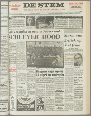 de Stem 1977-10-20