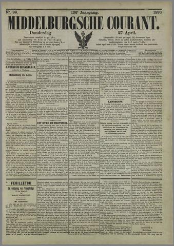 Middelburgsche Courant 1893-04-27