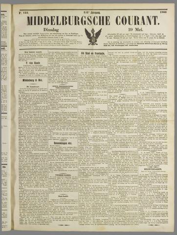 Middelburgsche Courant 1908-05-19