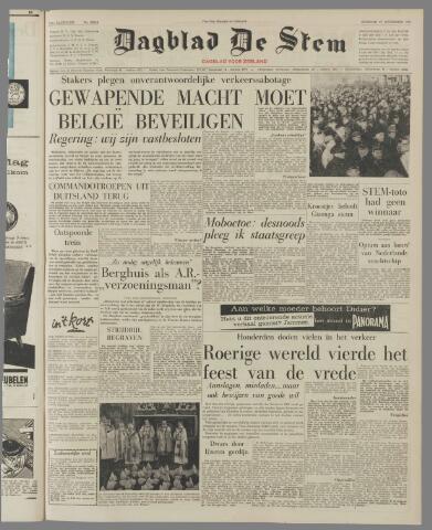 de Stem 1960-12-27