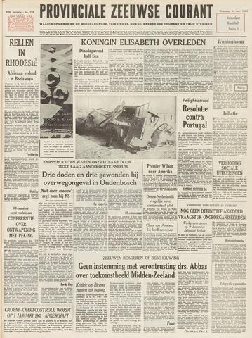 Provinciale Zeeuwse Courant 1965-11-24