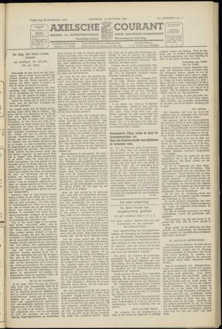 Axelsche Courant 1949-10-22