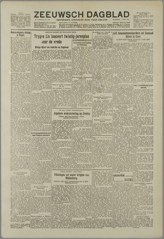 Zeeuwsch Dagblad 1950-06-07