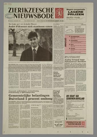 Zierikzeesche Nieuwsbode 1993-11-05