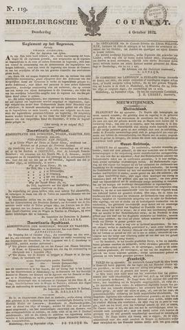 Middelburgsche Courant 1832-10-04