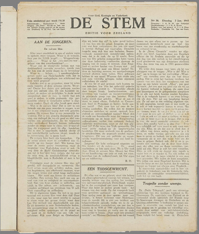 de Stem 1945-01-02