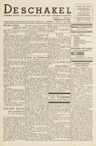 De Schakel 1954-07-23