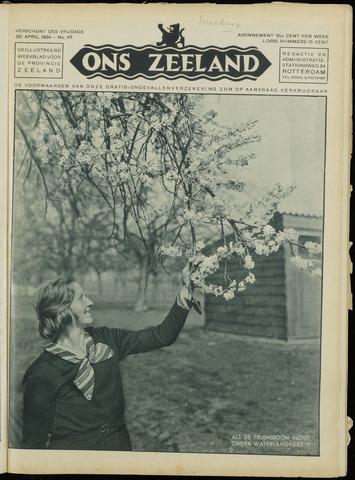 Ons Zeeland / Zeeuwsche editie 1934-04-20