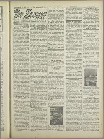 De Zeeuw. Christelijk-historisch nieuwsblad voor Zeeland 1944-05-03