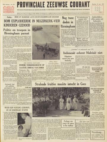 Provinciale Zeeuwse Courant 1963-09-16