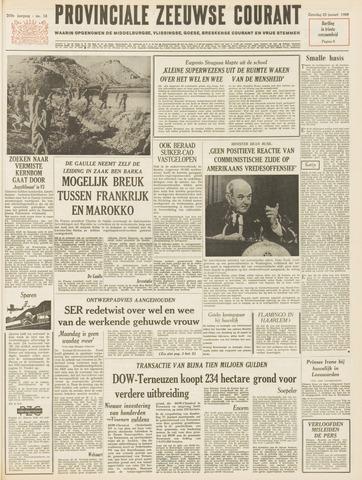 Provinciale Zeeuwse Courant 1966-01-22