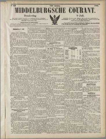 Middelburgsche Courant 1903-07-09