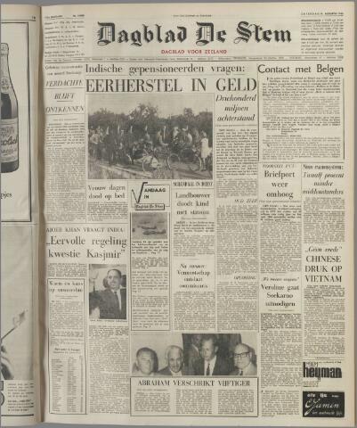 de Stem 1965-08-14
