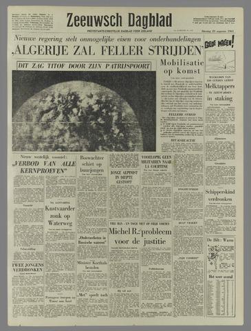 Zeeuwsch Dagblad 1961-08-29