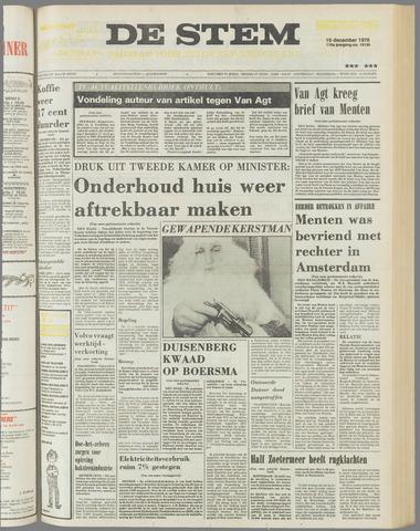 de Stem 1976-12-10