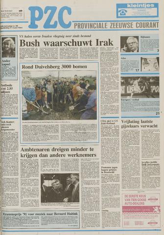 Provinciale Zeeuwse Courant 1991-03-21
