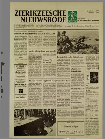 Zierikzeesche Nieuwsbode 1970-10-02