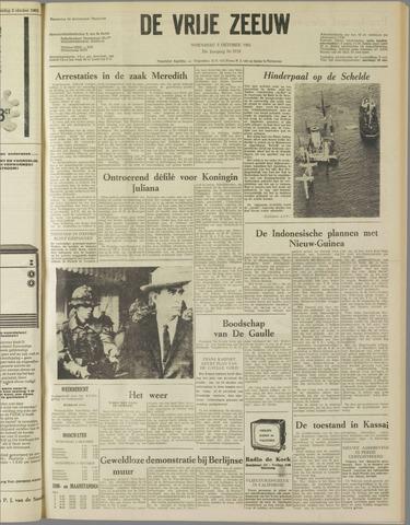 de Vrije Zeeuw 1962-10-03