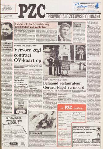 Provinciale Zeeuwse Courant 1989-06-10