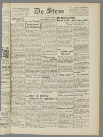 de Stem 1945-09-07
