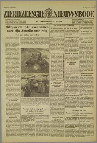 Zierikzeesche Nieuwsbode 1959-01-20