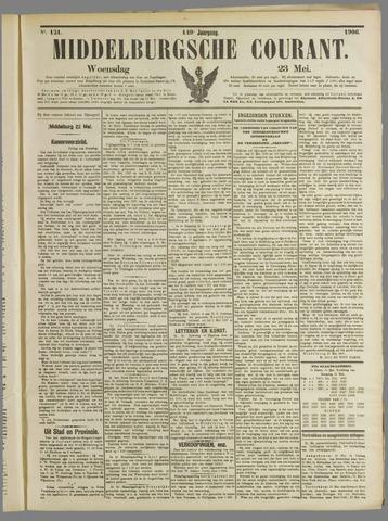 Middelburgsche Courant 1906-05-23