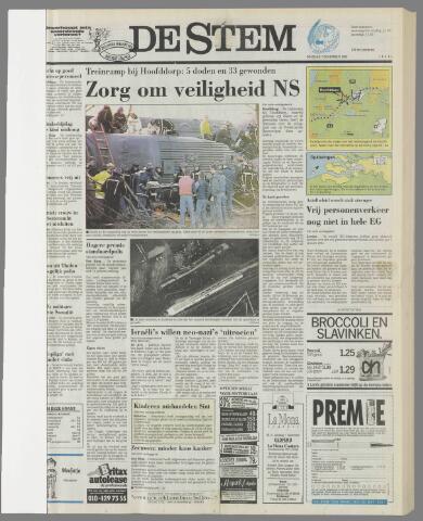 de Stem 1992-12-01