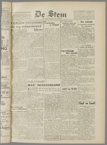 de Stem 1945-08-02