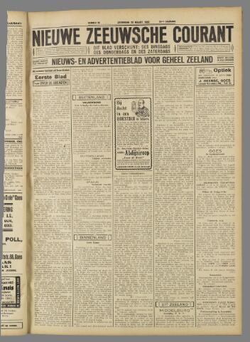 Nieuwe Zeeuwsche Courant 1933-03-25