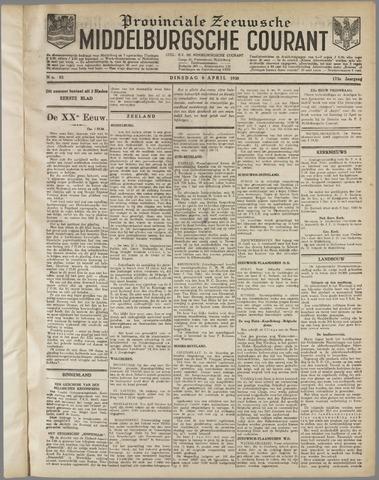 Middelburgsche Courant 1930-04-08