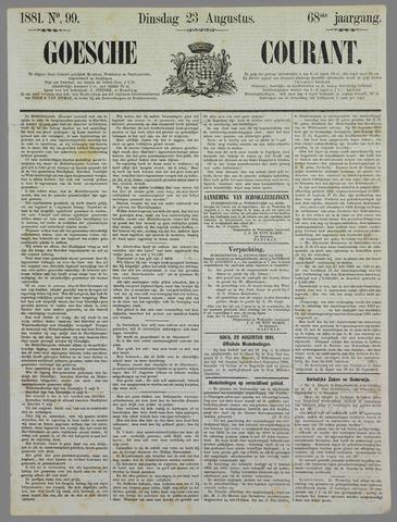 Goessche Courant 1881-08-23