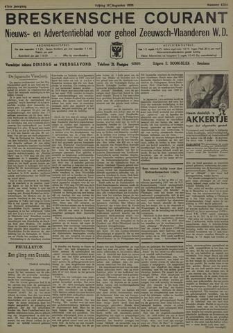 Breskensche Courant 1938-08-19
