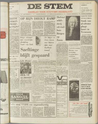 de Stem 1971-10-12