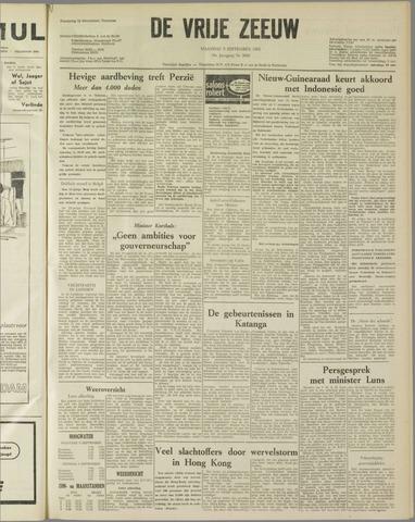de Vrije Zeeuw 1962-09-03