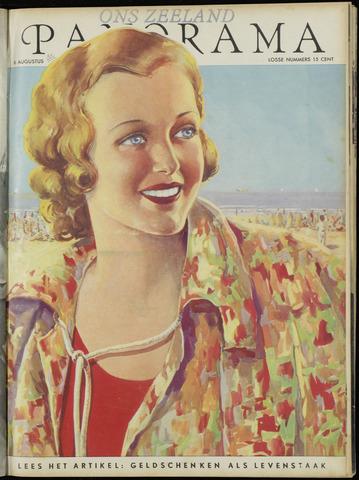 Ons Zeeland / Zeeuwsche editie 1936-08-06